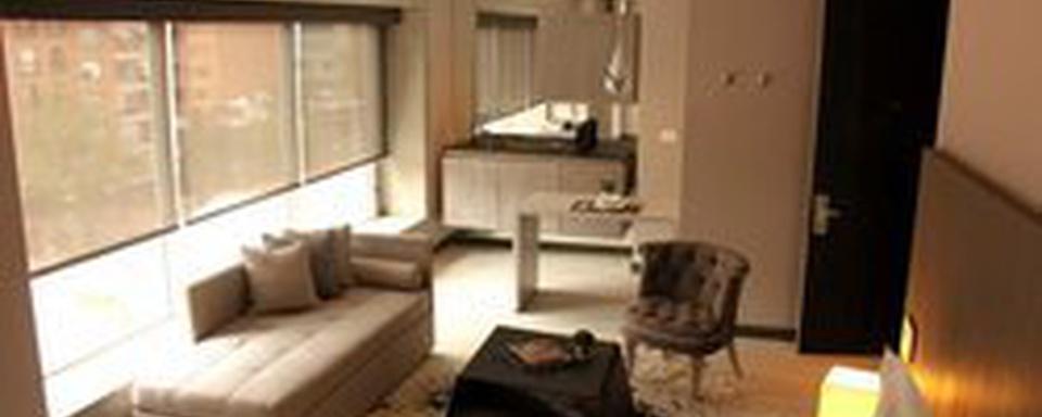 SUÍTE JUNIOR COM TERRAÇO Hotel CITYFLATS