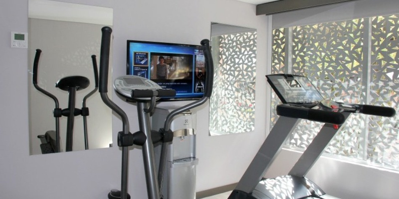 GYM Hotel CITYFLATS